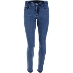 Oblečenie Ženy Rifle Skinny  Freddy BLACK1RS101 Modrá