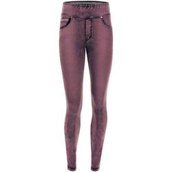 Oblečenie Ženy Legíny Freddy NOWY1MS101 Ružová
