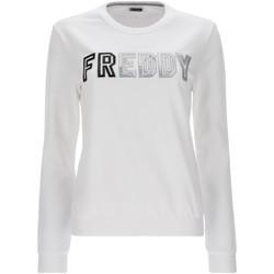 Oblečenie Ženy Mikiny Freddy S1WCLS4 Biely
