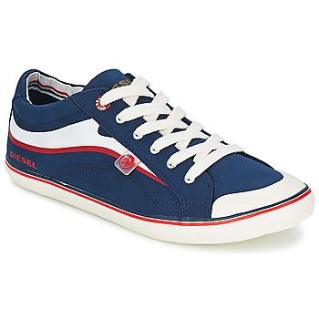 Topánky Muži Nízke tenisky Diesel Basket Diesel Námornícka modrá