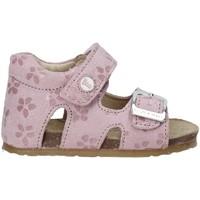 Topánky Dievčatá Sandále Falcotto 1500737 15 Ružová