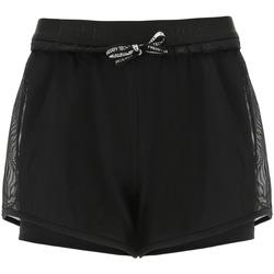Oblečenie Ženy Šortky a bermudy Freddy S1WTBP7 čierna