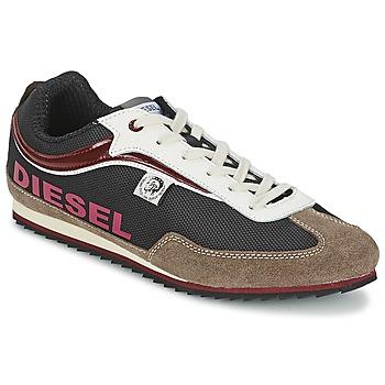 Topánky Muži Nízke tenisky Diesel Basket Diesel Hnedá