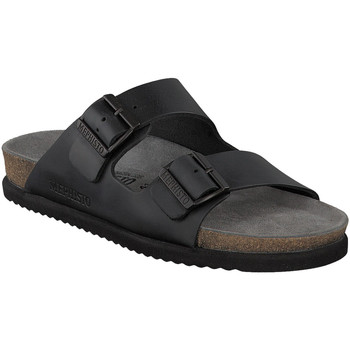 Topánky Muži Šľapky Mephisto P5113481 čierna