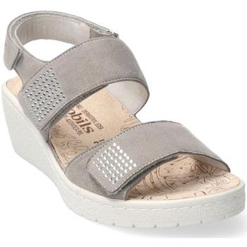Topánky Ženy Sandále Mephisto P5133902 Šedá