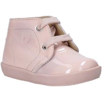 Topánky Dievčatá Polokozačky Falcotto 2012821 72 Ružová