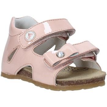 Topánky Dievčatá Sandále Falcotto 1500821 04 Ružová