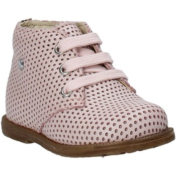 Topánky Dievčatá Polokozačky Falcotto 2014098 06 Béžová