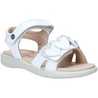 Topánky Dievčatá Sandále Naturino 502857 01 Biely