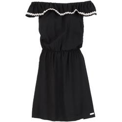 Oblečenie Ženy Krátke šaty Café Noir JA6090 čierna
