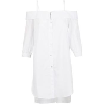 Oblečenie Ženy Košele a blúzky Café Noir JC6260 Biely