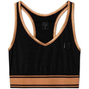 Oblečenie Ženy Blúzky Fila 682941 čierna