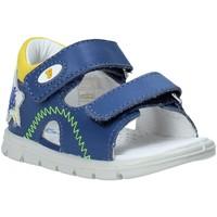 Topánky Deti Sandále Falcotto 1500892 01 Modrá
