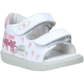 Topánky Dievčatá Sandále Falcotto 1500899 02 Biely