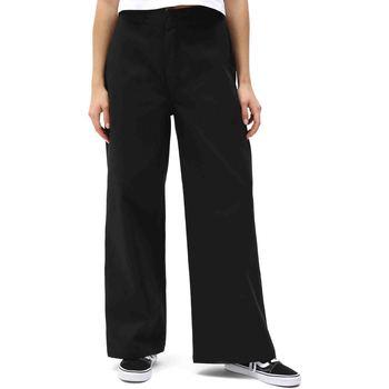 Oblečenie Ženy Nohavice Chinos a Carrot Dickies DK0A4X7WBLK1 čierna