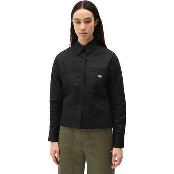 Oblečenie Ženy Košele a blúzky Dickies DK0A4XETBLK1 čierna