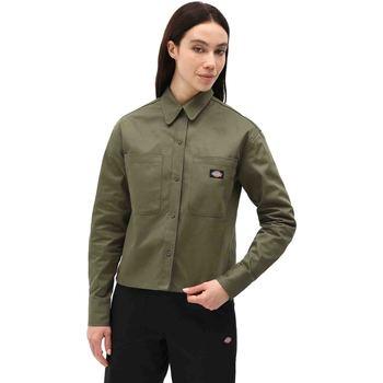 Oblečenie Ženy Košele a blúzky Dickies DK0A4XETMGR1 Zelená
