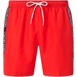 Oblečenie Muži Plavky  Calvin Klein Jeans KM0KM00558 Červená