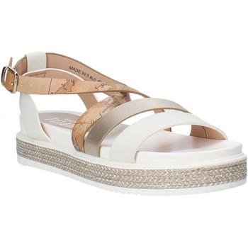 Topánky Dievčatá Sandále Alviero Martini 0578 0326 Biely