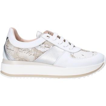 Topánky Dievčatá Nízke tenisky Alviero Martini 0603 0919 Biely