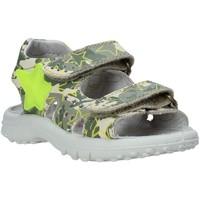 Topánky Deti Turistická obuv Naturino 502451 11 Béžová