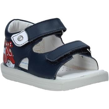 Topánky Deti Sandále Falcotto 1500898 01 Modrá