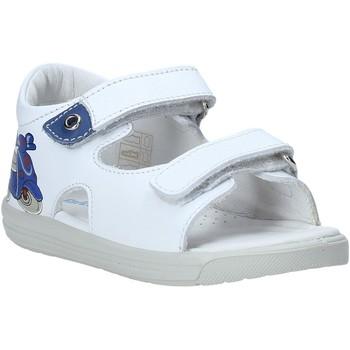 Topánky Deti Sandále Falcotto 1500898 01 Biely