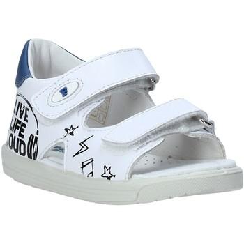 Topánky Deti Sandále Falcotto 1500899 01 Biely