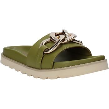 Topánky Ženy Šľapky Grace Shoes 021004 Zelená