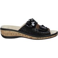 Topánky Ženy Šľapky Susimoda 1804P čierna