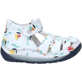 Topánky Deti Sandále Falcotto 1500726 23 Biely