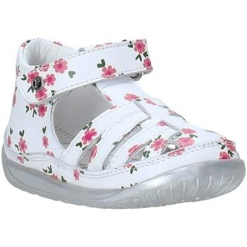 Topánky Dievčatá Sandále Falcotto 1500814 12 Biely