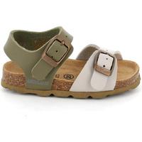 Topánky Deti Sandále Grunland SB0027 Béžová