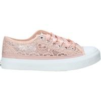 Topánky Dievčatá Nízke tenisky Miss Sixty S21-S00MS714 Ružová