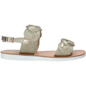 Topánky Dievčatá Sandále Miss Sixty S21-S00MS786 Zlato