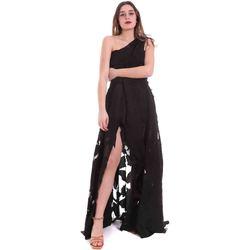 Oblečenie Ženy Dlhé šaty Federica Tosi FTE20AB070.0CH0013 čierna