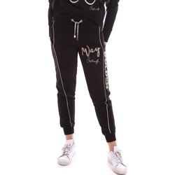 Oblečenie Ženy Tepláky a vrchné oblečenie Cristinaeffe 4962 čierna