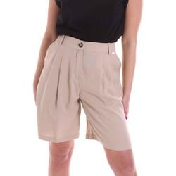 Oblečenie Ženy Šortky a bermudy Café Noir JP6030 Béžová
