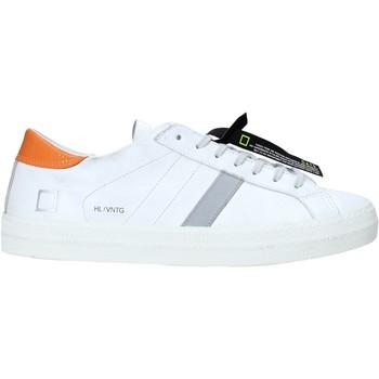 Topánky Muži Nízke tenisky Date M341-HL-VC-WQ Biely