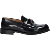 Topánky Muži Mokasíny Exton 105 čierna