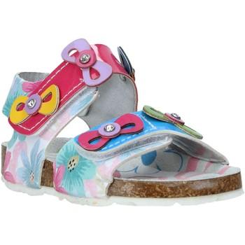Topánky Dievčatá Sandále Balducci AG-1555 Ružová