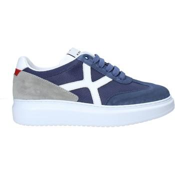 Topánky Muži Nízke tenisky Exton 951 Modrá