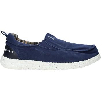 Topánky Muži Mokasíny U.s. Golf S21-S00US320 Modrá