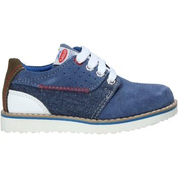 Topánky Deti Derbie Balducci AG-1181 Modrá