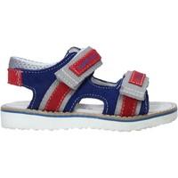 Topánky Deti Športové sandále Balducci BS831 Modrá