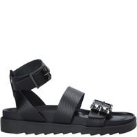 Topánky Ženy Sandále Apepazza S1SOFTWLK05/LEA čierna