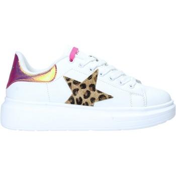 Topánky Ženy Nízke tenisky Shop Art SA050106 Biely
