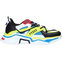 Topánky Ženy Nízke tenisky Pyrex PY050143 čierna
