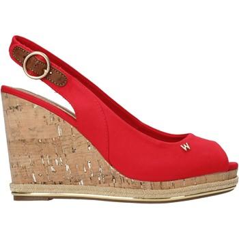 Topánky Ženy Sandále Wrangler WL11651A Červená