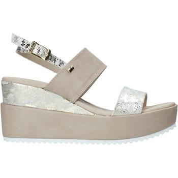 Topánky Ženy Sandále Valleverde 32437 Béžová